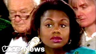 Watch The Most Outrageous Questions Senators Asked Anita Hill In 1991 - VICENEWS