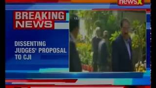 Dissenting judges' proposal to CJI on allocation of sensitive cases - NEWSXLIVE