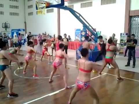 Jember Aerobic Competition 2014 - Aerobic Part 2 by LODY LONTOH