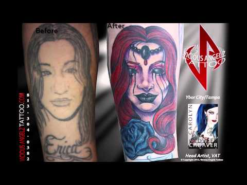 Get $100.00 Off Any Tattoo at Vicious Angelz Tattoo