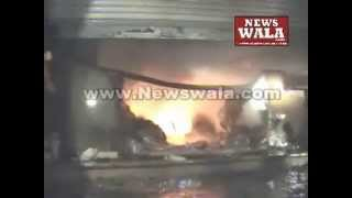 Major Fire accident at Chatta Bazar - THENEWSWALA