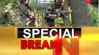 Special Breaking: 2 terrorists including Lashkar commander Shakur Dar killed in J&K's Kulgam - ZEENEWS