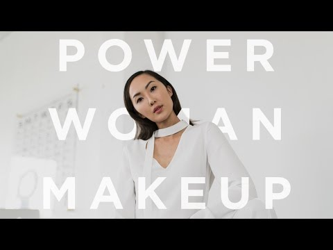 My Full Coverage Power Woman Makeup Routine