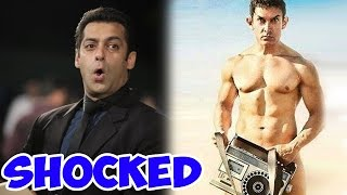 Salman Khan's reaction on PK Movie's raised prices - EXCLUSIVE