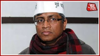 Big Blow For Aam Aadmi Party: Senior Leader Ashutosh Quits AAP | Breaking News - AAJTAKTV