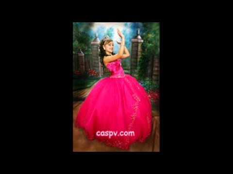 Canciones Para Quinceañera : Belinda - De Niña a Mujer (Loli`s Quinceañera Channel)