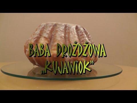 """Baba drożdżowa """"Kujawiok"""