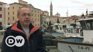 Who owns this sea, Slovenia or Croatia?   DW English - DEUTSCHEWELLEENGLISH
