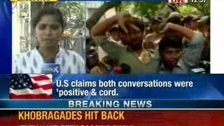 "NewsX: ""Devyani wasn't mistreated""-says US attorney - NEWSXLIVE"