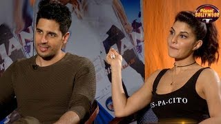 Jacqueline Answers Who Is The Better Kisser Between Sidharth & Emraan | Bollywood News