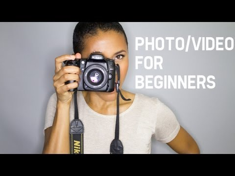 Photo & Video For Beginners | TECH TALK