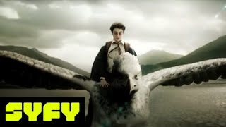Harry Potter | Flight Of The Hippogriff - The Magic Continues Tonight | SYFY - SYFY