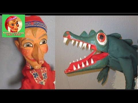 tri tra trullala der kasperle ist wieder da - kasperle und das krokodil - dika liebe