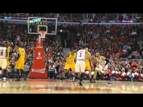 Derrick Rose Highlights vs Pacers (Game 5, 2011 Playoffs) [HD]