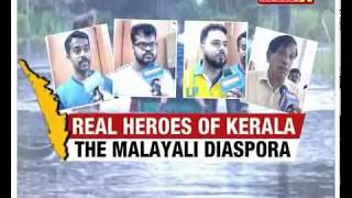 Real heroes of Kerala - The Malayali Diaspora - NEWSXLIVE
