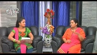 Sakhi సఖి - 21st April 2014 - ETV2INDIA