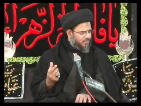 1 - Shahadat Imam Zain-ul-Abideen (A.S) - Allama Aqeel ul Gharavi 1433/2012 Majalis - Urdu