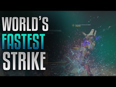 Worlds Fastest Nightfall Strike [5:40] [Inverted Spire]