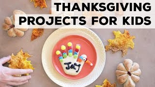 5 Edible Thanksgiving Projects | Food Network - FOODNETWORKTV
