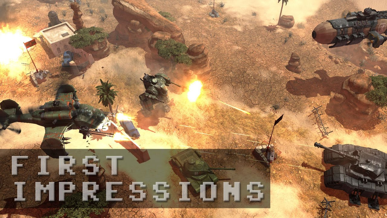 March of War Gameplay - First Impressions HD