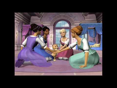 MEU CAMINHO EU FAREI ..... Barbie e as Três Mosqueteiras  *Com LETRA