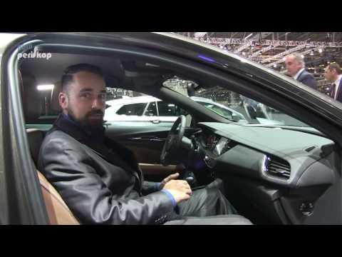 Autoperiskop.cz  – Výjimečný pohled na auta - VIDEO – Opel Crossland X, Insignia kombi – Ženeva 2017