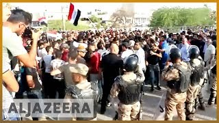 🇮🇶 Iraq: Protests rage over poor public services, unemployment | Al Jazeera English - ALJAZEERAENGLISH