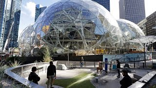 Cities' Bizarre Bids to Be Amazon's New Home | NYT News - THENEWYORKTIMES
