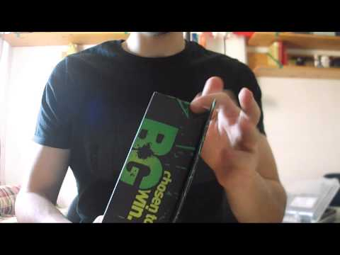 UNBOXING - RATON B-MOVE OPTICO BLACK SHARK GAMING NEGRO