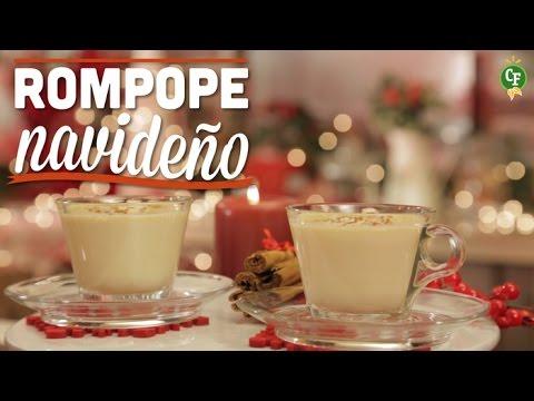¿Cómo preparar Rompope Navideño?-Cocina Fresca