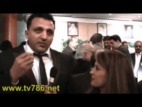 London 23 March message from Zubair Akram UK Telefilms