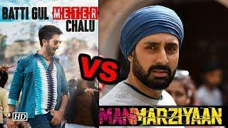 Abhishek FACE OFF with Shahid | Manmarziyaan VS Batti Gul Meter Chalu - IANSINDIA