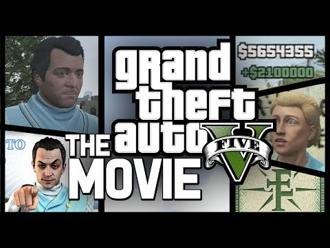 GTA 5 The Movie: Kifflom (2013) [Funny Moments In GTA V] Completing the path to enlightenment...