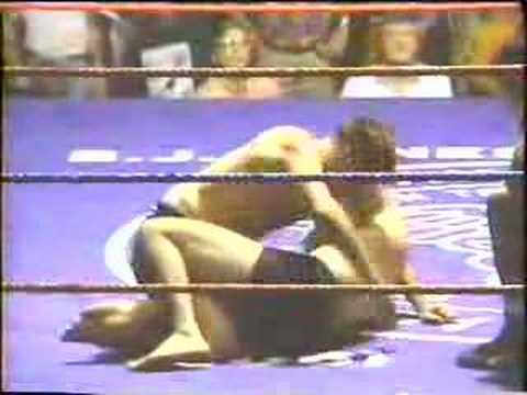 Shoot fight Steve Nelson vs. Ralph Gracie