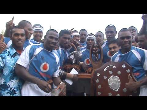 Champions Ba Pro - U19 Vodafone Secondary School Rugby League Final