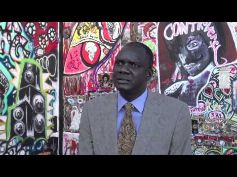 John Dau of Sudan's Lost Boys Tells His Story