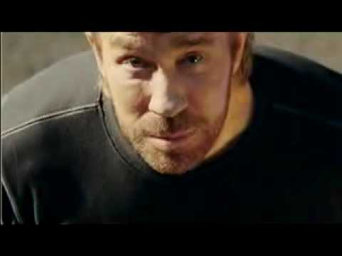 Video: Chuck Norris - youre messing with the wrong guy