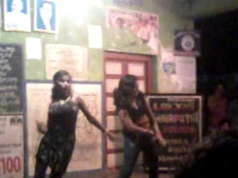 Recording dance@villages