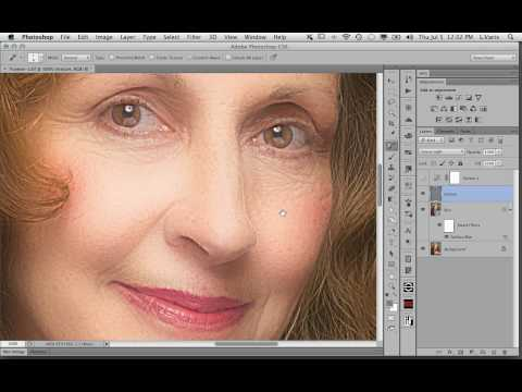 Ultimate Skin Retouching Technique