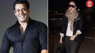 Salman Khan To Play 18-Year Old In 'Bharat' | Kareena Spotted At The Airport Leaving For Qatar - ZOOMDEKHO
