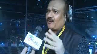 PWL 3 Day 12: Manoj Joshi, the voice of wrestling speaks over Pro Wrestling League 2018 - ITVNEWSINDIA