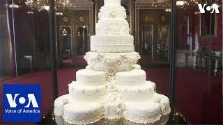 Prince Harry and Meghan Markle's wedding cake - VOAVIDEO