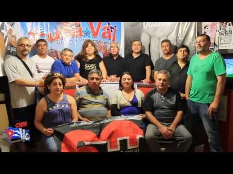 Saludos del Compañero Fernando Gonzales Llort a  Señal 3 La Victoria