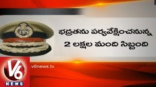 Full Tight Security For General Elections In Both States - V6NEWSTELUGU