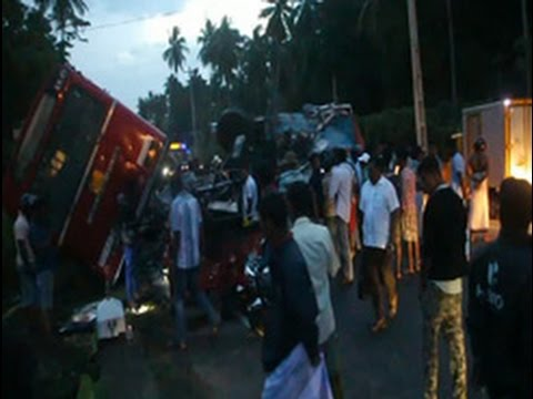 accident in Pasyala