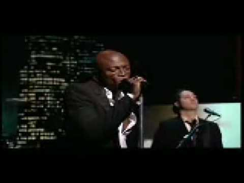 Seal-It's a man's world