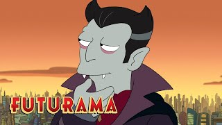 FUTURAMA | Season 10, Episode 13: Taking the Plunge | SYFY - SYFY