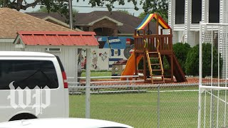 'It shouldn't be happening here': Texas town reacts to a migrant youth shelter in its backyard - WASHINGTONPOST