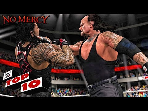 Top 10 Predictions For WWE No Mercy 2017 ( WWE 2K17 ) - صوت وصوره