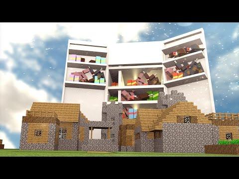 Minecraft   TINY BIG CRAFT!